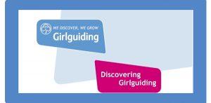 Discovering Girlguiding