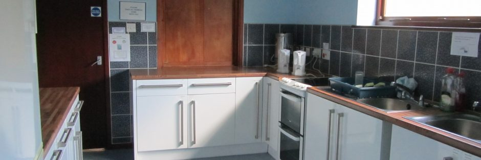 Rustington hall kitchen