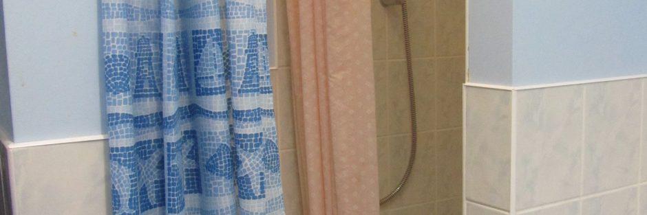Rustington hall shower